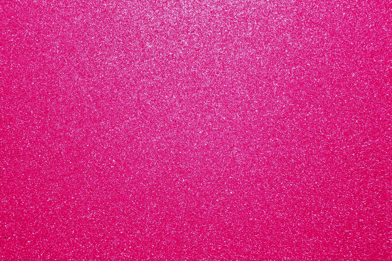 Print Colour Glitter Fuchsia Pink
