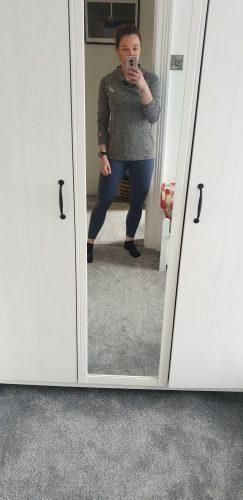Blue Denim Form GA Seamless Leggings photo review