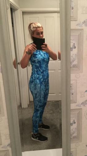 Sapphire Camo Performance GA Vest photo review